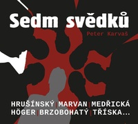 Sedm svědků - CD (audiokniha)