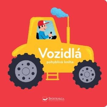 Vozidlá - pohyblivá kniha