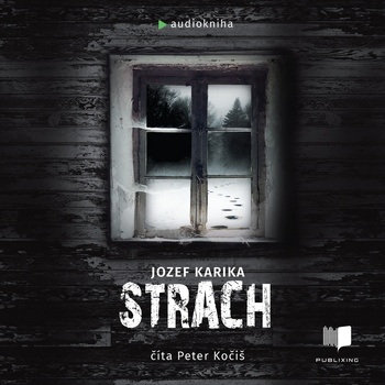 Strach - CD MP3 (audiokniha)