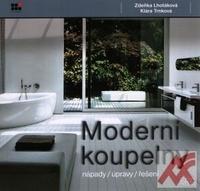 Moderní koupelny - nápady / úpravy / řešení