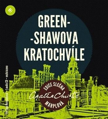 Greenshawova kratochvíle - CD (audiokniha)