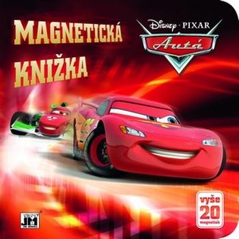Disney Pixar autá. Magnetická knižka