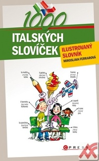 1000 italských slovíček. Ilustrovaný slovník