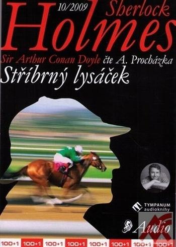 Sherlock Holmes. Stříbrný lysáček - CD (audiokniha)