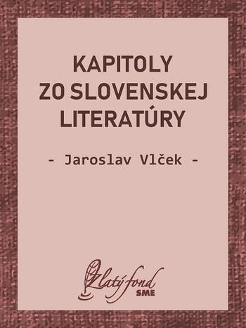Kapitoly zo slovenskej literatúry