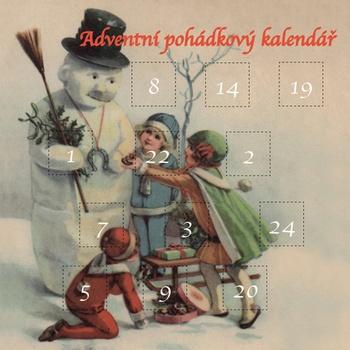 Adventní pohádkový kalendář 3