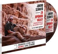 Za oponou války - CD MP3 (audiokniha)