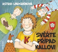 Svěřte případ Kallovi - CD MP3 (audiokniha)