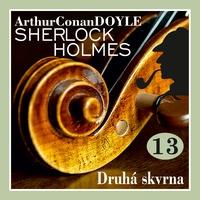 Návrat Sherlocka Holmese 13 - Druhá skvrna