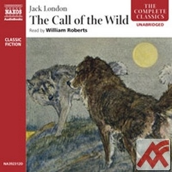 The Call of the Wild - 3 CD (audiokniha)