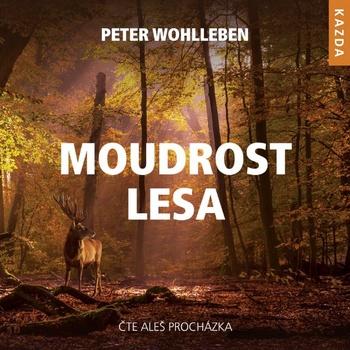 Moudrost lesa - CD MP3 (audiokniha)