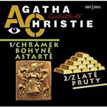 Chrámek bohyně Astarté, Zlaté pruty