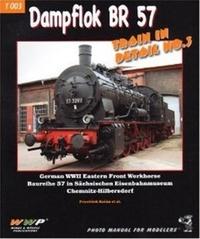 Dampflok BR 57 Train In Detail NO.3