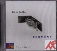Proměna - 2 CD (audiokniha)