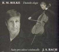 Duinské elegie. Suity pro sólové violoncello - CD (audiokniha)