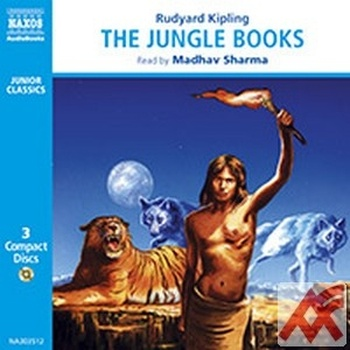 The Jungle Books - 3 CD (audiokniha)