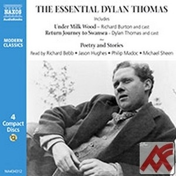 The Essencial Dylan Thomas - 4 CD (audiokniha)