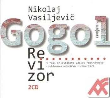 Revizor - 2 CD (audiokniha)
