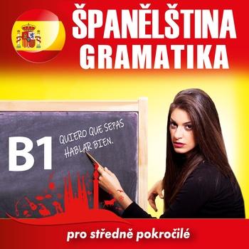 Španělská gramatika B1