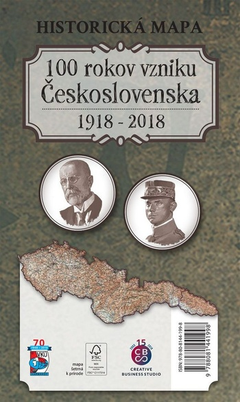 100 rokov vzniku Československa 1918-2018