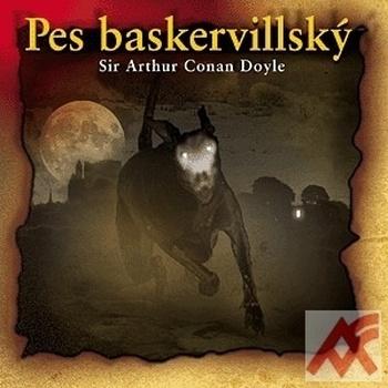 Pes baskervillský - 2 CD (audiokniha)