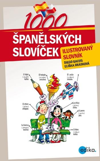 1000 španělských slovíček