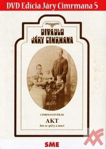 Divadlo Járy Cimrmana 5 - Akt - DVD