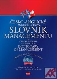 Česko-anglický a anglicko-český slovník managementu