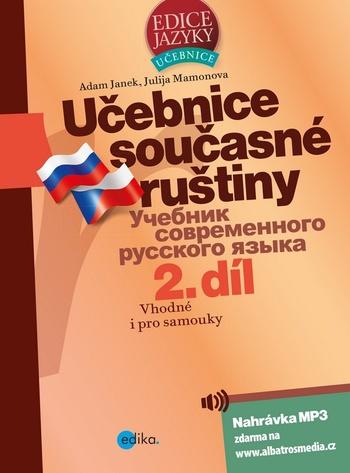 Učebnice současné ruštiny 2. díl