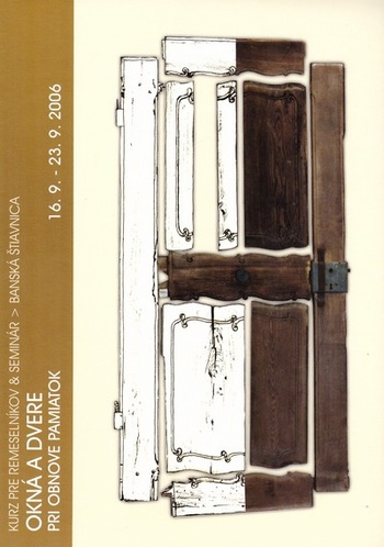 Okná a dvere pri obnove pamiatok