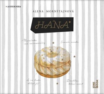 Hana - CD MP3 (audiokniha)