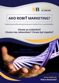 Ako robiť marketing
