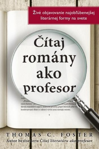 Čítaj romány ako profesor