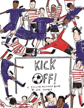 Kick Off! A Football Activity Book