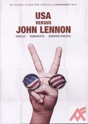 USA versus John Lennon - DVD