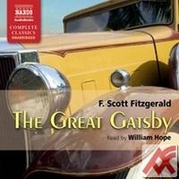 The Great Gatsby - 5 CD (audiokniha)