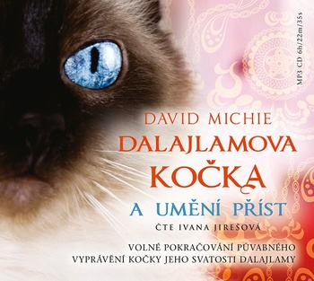 Dalajlamova kočka a umění příst - MP3 CD (audiokniha)