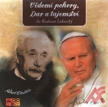 Vědomí pokory, Dar a tajemství - CD (audiokniha)