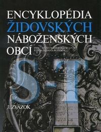Encyklopédia židovských náboženských obcí S-T