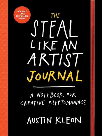 The Steal Like An Artist Logbook