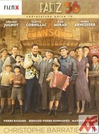 Paříž 36 - DVD (Film X IV.)
