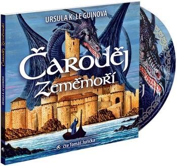 Čaroděj Zeměmoří - CD MP3 (audiokniha)