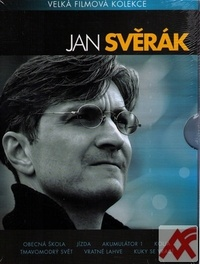 Kolekce filmů Jana Svěráka - 7 DVD