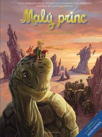 Malý princ a Planeta karapoxů. Malý princ 8