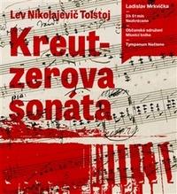 Kreutzerova sonáta - CD (audiokniha)
