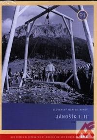 Jánošík I. - II. - DVD