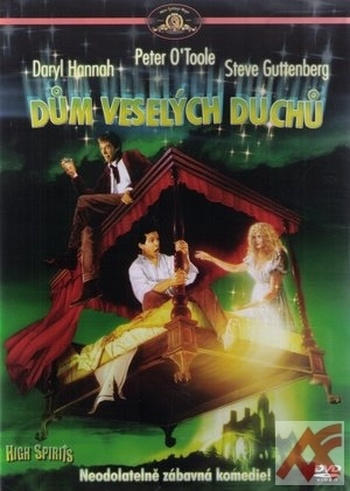 Dům veselých duchů - DVD