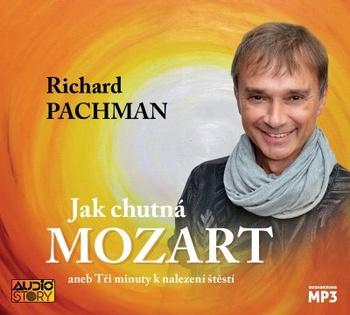 Jak chutná Mozart - CD (audiokniha)