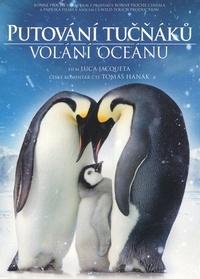 Putování tučňáků.  Volání oceánu - DVD