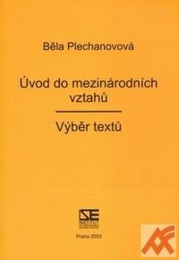 Úvod do mezinárodních vztahů - Výběr textů